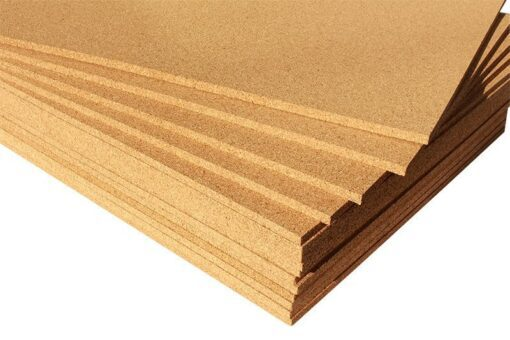 12mm cork underlayment sample