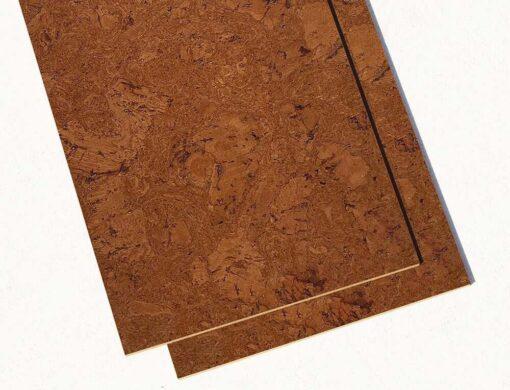 8mm forna cork tiles autumn ripple