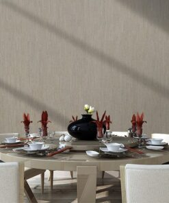Restaurant wall tiles gray bamboo cork wall tiles modern hotel private room interior