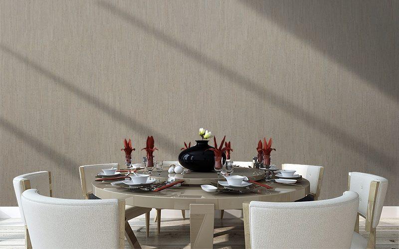 Restaurant wall tiles gray bamboo cork wall tiles modern hotel private room interior
