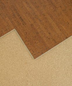 acoustic insulation cork flooring with cork underlayment