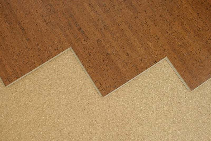 3mm cork underlayment laminate flooring underlay for Wood floor underlayment