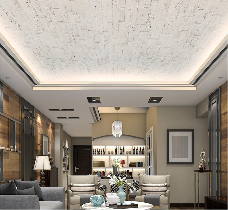 antico cork ceiling tiles