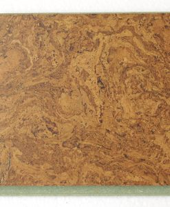 autum ripple beveled floating cork flooring 11mm sample
