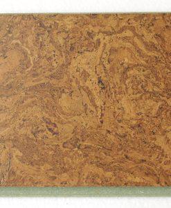 autum ripple beveled floating cork flooring 11mm sample
