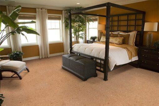 autumn leaves cork floor designer bedroom contemporary furniture decor