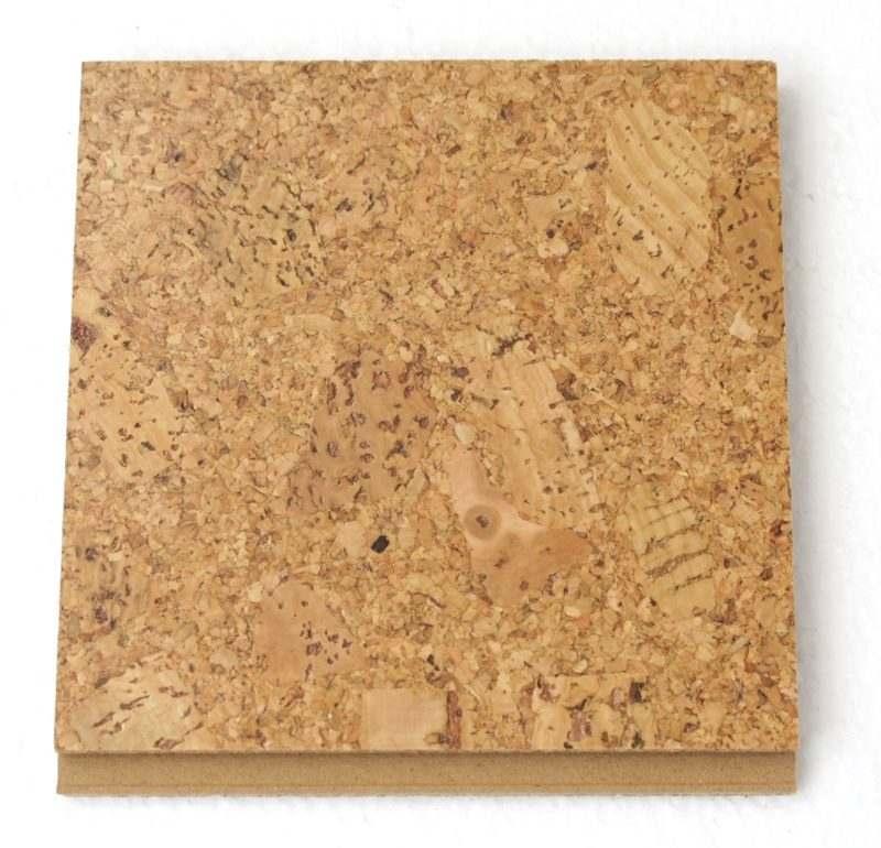 Autumn Leaves Floating Cork Flooring 12mm Sample