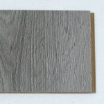 barn wood fusion cork flooring sample