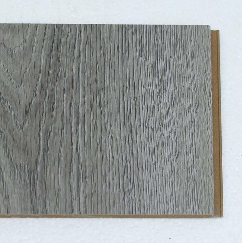 Barn Wood Vinyl Wood Plank Flooring Cork Sample