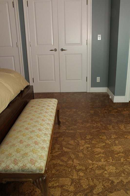 Bedroom Flooring Rocky Busy Beveled Forna Cork Floating
