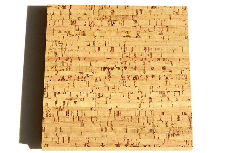 berber 12mm cork floating floor sample