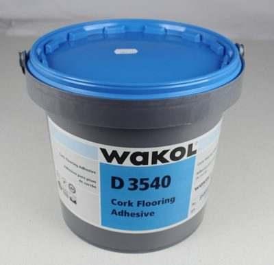 best glue for cork wakol d 3540