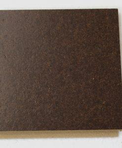 black beach floating cork flooring 11mm sample