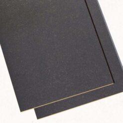 black cork flooring jet black tiles