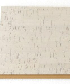 bleached birch floating cork flooring 12mm sample
