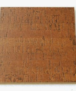 brown birch floating cork flooring 11mm sample