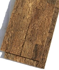 brown bricks cork wall panels tiles natural soundproofing sound absorption materail building