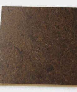 brown salami floating cork flooring 11mm sample