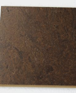 brown salami floating cork flooring 11mm sample