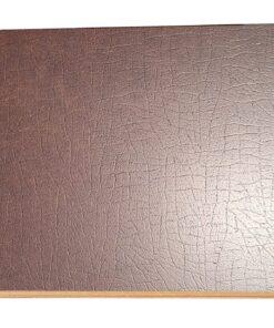burnt sienna 10mm leather cork unicic floating flooring