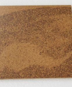 caramel swirl floating cork flooring 11mm sample
