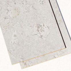 ceramic marble forna glue down cork tiles soft white color