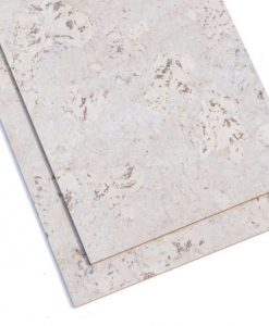 ceramic marble forna glue down cork tiles soft white color