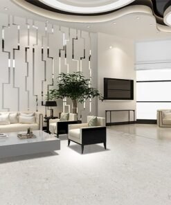 ceramic marble white cork floor reduces strain on joints and spine
