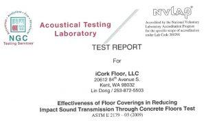 cheap soundproofing material cork underlayment flooring