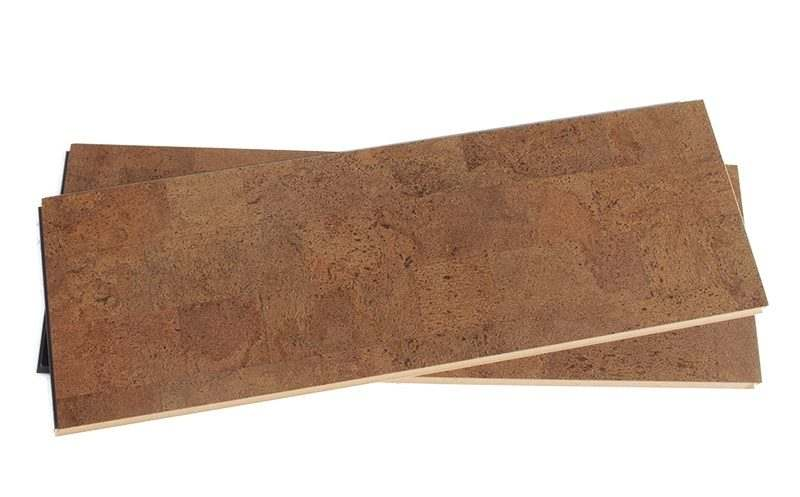 click lock flooring brown leather click