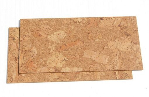 cork bathroom floor salami tiles