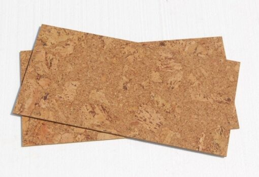 cork bathroom floor salami tiles 6mm forna