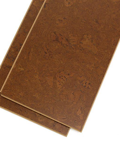 cork board flooring autumn ripple 12mm uniclic