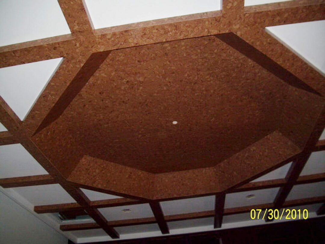 cork ceiling tiles acoustic salami.JPG