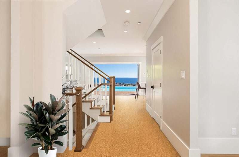 cork floating flooring golden beach entry