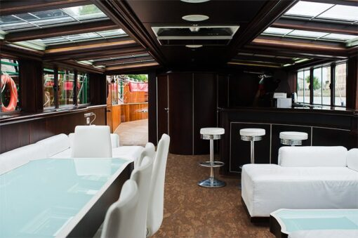 cork floor forna tasmanian burl luxury river yacht waterproof boat