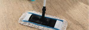 cork floor maintenance protection