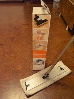 cork floor maintenance