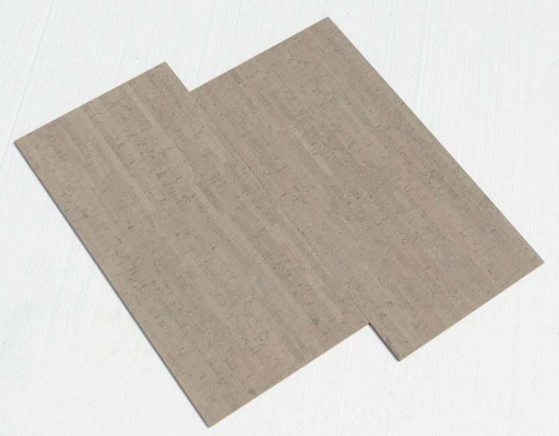 Cork Floor Tiles Gray Bamboo 6mm 22sqft Per Package