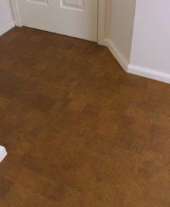 cork flooring in kitchen autumn leather