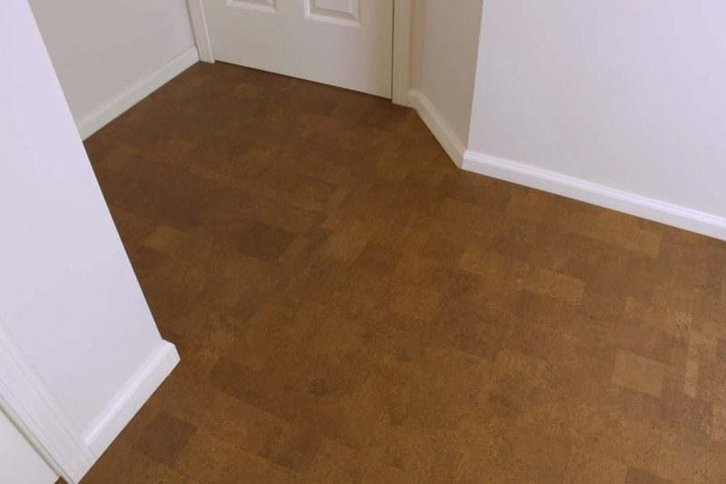 Cork flooring 11mm autumn leather floating icork floor for Cork flooring kitchen reviews