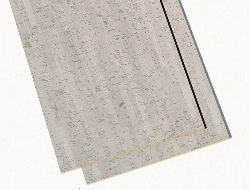 cork tiles 6mm gray bamboo forna