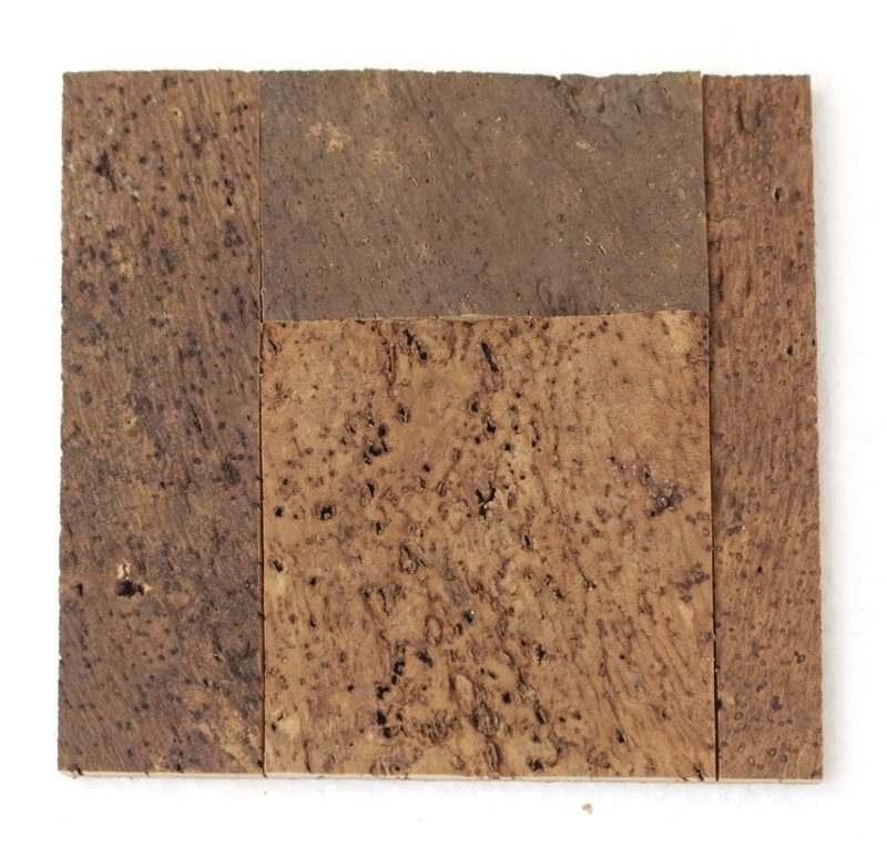 cork wall panel sample