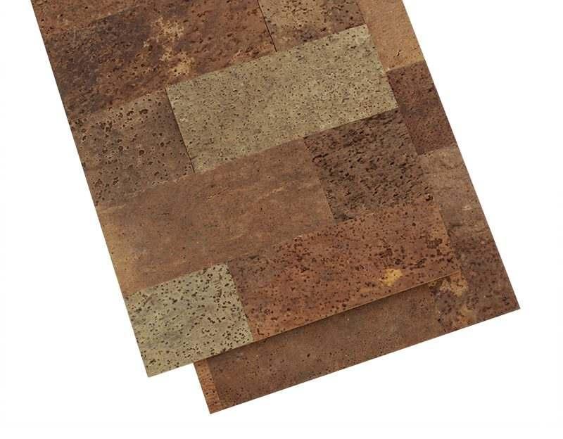 Cork Wall Panels Forna 7mm Raw Bark Handmade