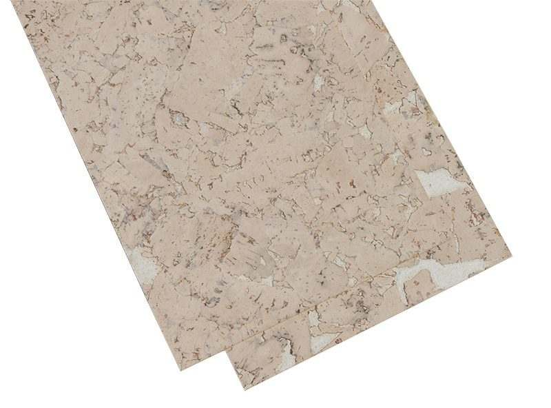 creme cork board wall covering - Cork Board Tiles