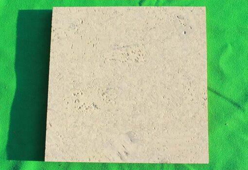 creme royal marble forna cork tiles sample