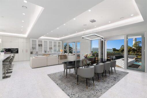 creme royal marble white forna cork floor luxury modern living room health living style