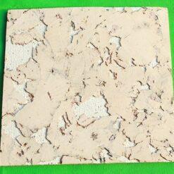creme wall tile cork sample