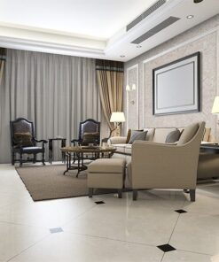 creme wall tiles 3mm classic warm living room