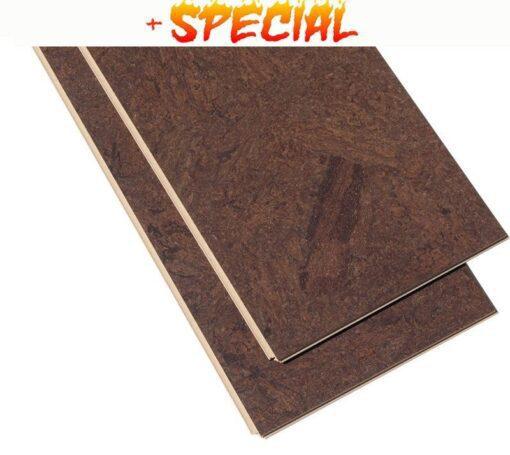 dark cork flooring brown salami click on sale icork